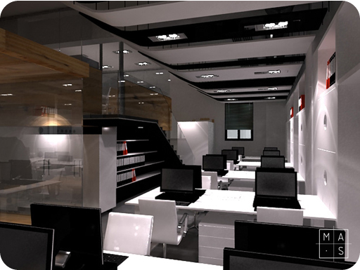 Interiorismo, oficinas, local comercial